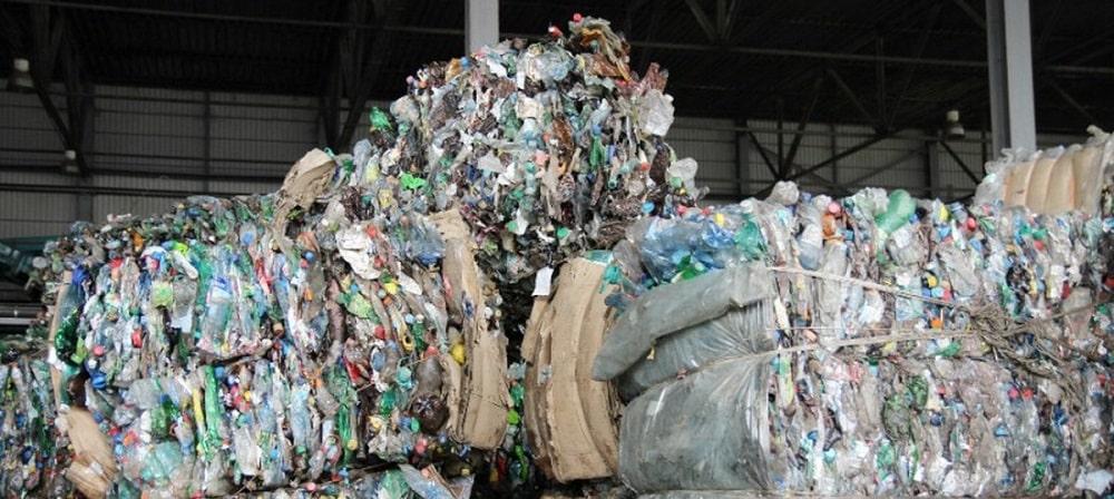Цех по переработке пластика, ПЭТ