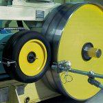 Испытание колесных шин